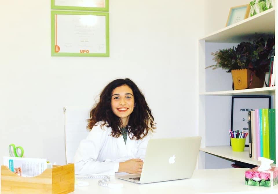 Cristina Gregori biologa nutrizionista
